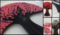 Graphic Quilling. This type of quilling different from the familiar fact that…