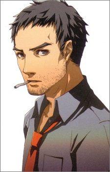 Persona 4 - Ryotaro Dojima Character Creation, Character Design, Video Game Characters, Fictional Characters, Shin Megami Tensei Persona, Persona 4, Art Thou, Prince, Joker