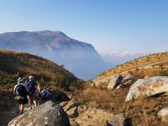 Mount Mulanje is MAGNIFICENT! I feel very privileged to have had the opportunity to hike for 2 days in Mount Mulanje (otherwise known as Mulanje Massif). Hiking, Mountains, Nature, Travel, Walks, Viajes, Naturaleza, Destinations, Traveling
