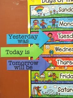 Visual Schedule for Preschoolers and Toddlers (Free Printable)