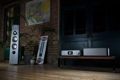 la nueva gama #Edge de Cambridge Audio incorpora #etapa de potencia, #preamplificador con streaming y #amplificador integrado