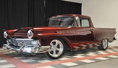 1957 Ford Ranchero Resto-Mod