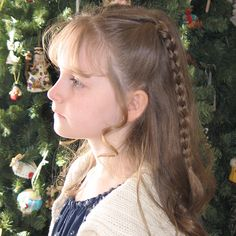 Beautiful Hairstyles For Kids 26 Stupendous Braided Hairstyles For Kids Slodive Childrens Hairstyles, 1940s Hairstyles, Popular Hairstyles, Cute Hairstyles For Kids, Kids Braided Hairstyles, Little Girl Hairstyles, Beautiful Hairstyles, Her Cut, Hair Looks