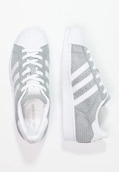 d6d04641e7f adidas Originals SUPERSTAR - Sneaker low - clear onix white für 99