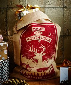 Look at this The Sidney Christmas Sack on #zulily today!