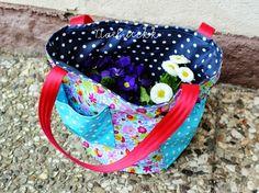 Naebutikk: Nach müde kommt doof oder ich näh mir eine Gartentasche