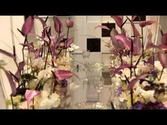 INTERCONTINENTAL CUP FLOWER DESIGN COMPETITION - YouTube