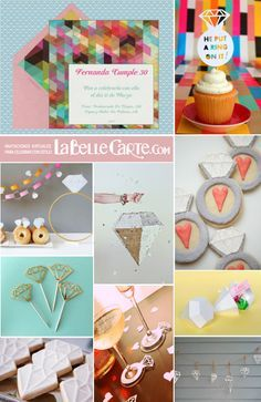 Invitaciones de cumpleaños, Invitaciones para cumpleaños, Invitaciones de despedida de soltera, cumpleaños de diamantes, fiesta de diamantes, ideas con diamantes, diamantes  Para Más Info Visit: www.LaBelleCarte.com  Online birthday invitations, online birthday cards, birthday ideas, diamond birthday, diamond birthday ideas, diamond, diamond party, diamond diy  For More Ideas Visit: www.LaBelleCarte.com/en