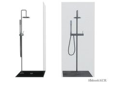 ShinoKCR's Cologne Bathroom - Shower