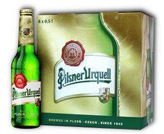 Cerveza Pilsner Urquell - cerveza checa vol 4.4% 330 ml