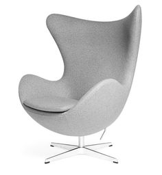 WANT THIS! Arne Jacobsen: Jacobsen Egg Chair - Fritz Hansen Egg Chair designed by Arne Jacobsen - Danish Design Store