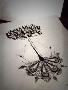 Homenagem a curitiba. Feito por Felipe Matsunaga.