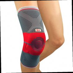 e3eefb0663 Cheap compression knee sleeve, Buy Quality knee sleeve directly from China  knee protector Suppliers: Kuangmi Compression Knee Sleeve Silicone Pad  Spring ...