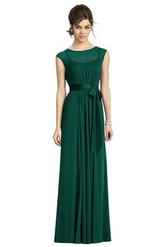 Shop After Six Bridesmaid Dress - 6676 in Lux Chiffon at Weddington Way. Find the perfect made-to-order bridesmaid dresses for your bridal party in your favorite color, style and fabric at Weddington Way.