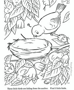 free printable hidden pictures for preschoolers printable hidden picture puzzles for kids 4 - Printable 360 Degree Fall Coloring Pages, Coloring For Kids, Free Coloring, Coloring Sheets, Coloring Books, Hidden Pictures Printables, Hidden Picture Puzzles, 3 Little Birds, Hidden Objects