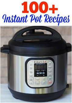 Round Up of Instant Pot Recipes. This will help you make a weekly meal plan or freezer meal plan.