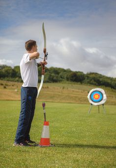 Archery Safety Rules, requirement #1