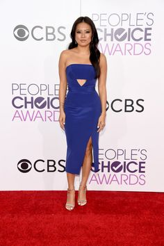 Christine Ko - Every Look from the 2017 People's Choice Awards  - Photos