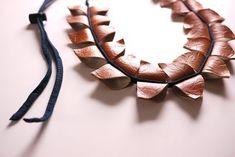 Tutorial: Dragon Tail Necklace #diy #crafts #necklace #dragons #dragon_tail #fantasy #tutorial #jewelry