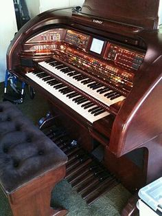 Lowrey organ is an electronic organ named after Chicago industrialist Frederick Lowrey