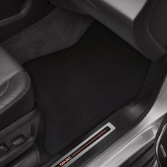 #Yukon #DenaliXL Floor Mats, Front Premium Carpet, Black: These Premium Carpet Floor Mats provide a perfect fit and a high quality carpeted surface to help protect the floor of your vehicle from mud, water, road salt and dirt.