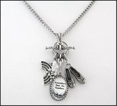 Oz necklace