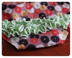 Ruffled Diaper Cover Tutorial | Project Me Happy