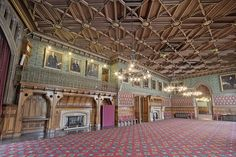 Manchester City Hall Banqueting Room