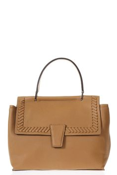 4bb36fc02b GIANNI CHIARINI HONEY LEATHER TOTE BAG. #giannichiarini #bags #shoulder bags  #hand bags #leather #tote #lining #