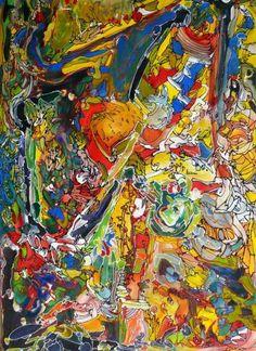 """Saatchi Art Artist Igor Eugen Prokop; Painting, """"EVOLUTION OF THE HEART"""" #art"""