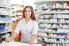 types of pharmacists and salaries