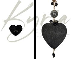Heart silver Kyria Style
