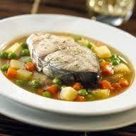 Sopa de pescado de la señora Maria | Recetas de Comida Saludable Para Bajar de Peso