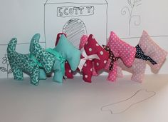 Handmade ornament for doggie lovers lavender home by BYildi