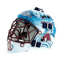 official photos 1cda4 442d6 Awesome Top 10 Best Colorado Collectibles - Top Reviews Hockey Helmet,  Hockey Teams, Football