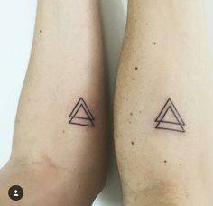 Soul sister matching tattoos