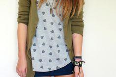 want the heart top  llymlrs style