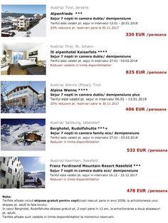 Schi Austria - Oferte speciale Iarna 2017/2018 ! Skiing, Ski