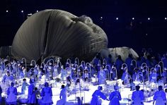 40 gigantic photos from the London Olympics you might have missed … - London 2012
