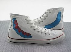"Chuck Taylor High - ""Simply the Wurst"""