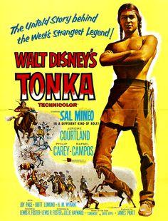 Walt Disney's Tonka (1958) starring Sal Mineo