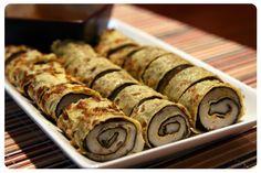 Fish Paste Rolls: Weeknite Meals