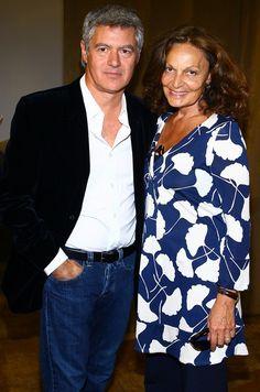Diane von Furstenberg Photo - Opening Of The New Serge Normant Salon
