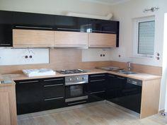 Kitchen Furniture, Kitchen Cabinets, Home Decor, Restaining Kitchen Cabinets, Homemade Home Decor, Kitchen Units, Kitchen Base Cabinets, Interior Design, Home Interiors