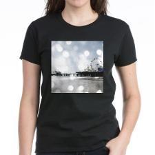 Grey Sparkling Pier T-Shirt