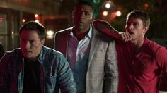 The guys from Hart of Dixie: George, Lavon and Wade (http://allthatcubeness.wordpress.com/tag/hart-of-dixie/)