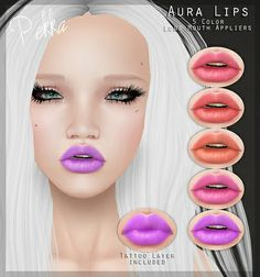Pekka aura lips | Flickr - Photo Sharing!