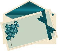 envelopes, cards