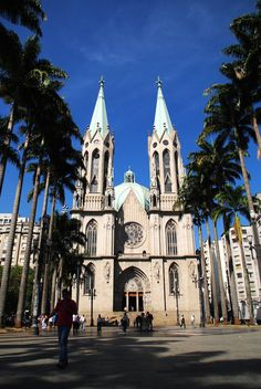 Sé Cathedral, São Paulo
