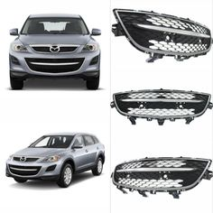 US $231.43 - New Front Bumper Cover Grille for MA1036119 MAZDA CX-9 CX9 2010 - 2012 :-) #fashiocial #Mazda #MazdaCX9 #MazdaCX-9 #Mazda2012 #Front #Bumper #Cover #FrontBumper #CoverGrille #BumperCover #FrontGrille #FrontBumperCover #BumperCover #LampLens #Lamp #MazdaLens #MazdaLamp #Lens #Right #Left #Halogen #Headlight #Set #Pair #befashion #befashionsocial #social #Virtualstores #Virtualfashion #befashionVirtual #fashionVirtual #Networkstores #Worldwide Car Body Parts, Mazda Cx 9, Virtual Fashion, Lens, Pairs, Cover, Ebay, Blanket, Lentils